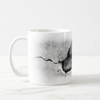 Stylish Crackware Mugs