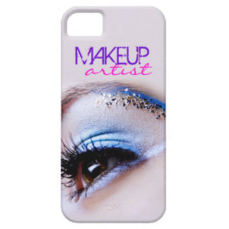 Stylish Eye Shadow - Makeup Artist iPhone 5 Cover