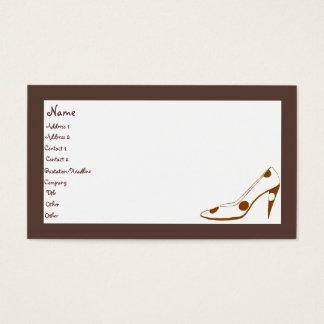 Stylish Feminine Fashion business cards