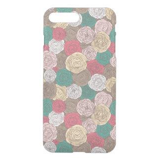 Stylish floral pattern. Bright floral iPhone 8 Plus/7 Plus Case