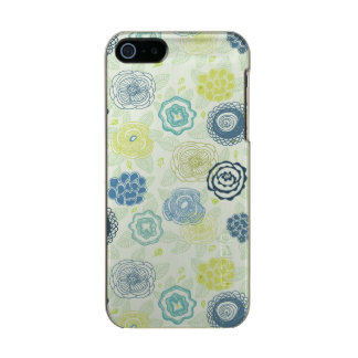 Stylish floral pattern with cute flowers incipio feather® shine iPhone 5 case