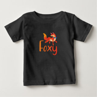 Stylish Foxy Shirt with Illustrated Fox Shirt