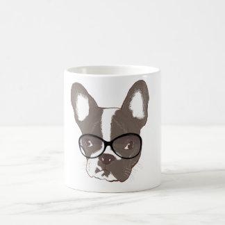 Stylish french bulldog coffee mugs
