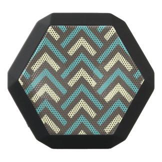 Stylish Geometric Triangles Retro Stripes Pattern