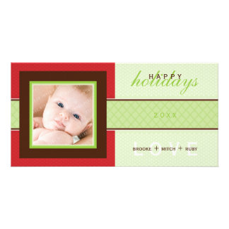 STYLISH HOLIDAY PHOTOCARD :: sweetness 3 Picture Card