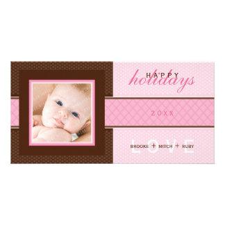 STYLISH HOLIDAY PHOTOCARD :: sweetness 4 Photo Card