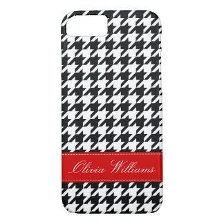 Stylish Houndstooth iPhone 7 Case