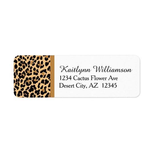 Stylish Leopard Print