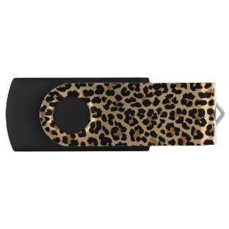 Stylish Leopard Print USB Flash Thumb Drive