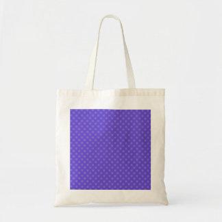 Stylish light purple turbines on purple background tote bag
