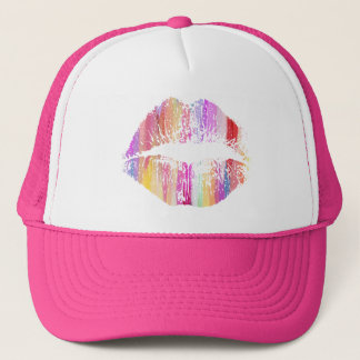 Stylish Lips #11 Trucker Hat