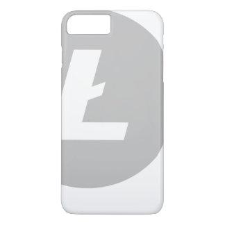 Stylish Litecoin iPhone/iPad/Samsung Cover (-logo)
