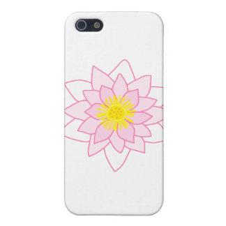 Stylish Lotus Flower. iPhone 5 Cases