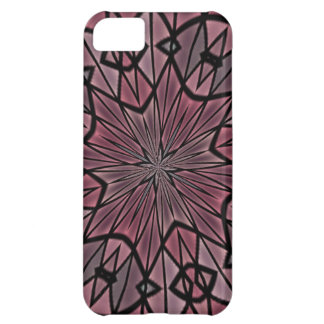 Stylish modern pattern iPhone 5C case