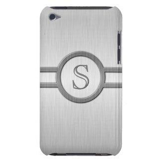 Stylish Monogram iPod Case-Mate Case