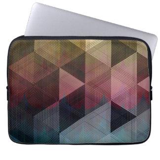 Stylish multi-facted Laptop Sleeve