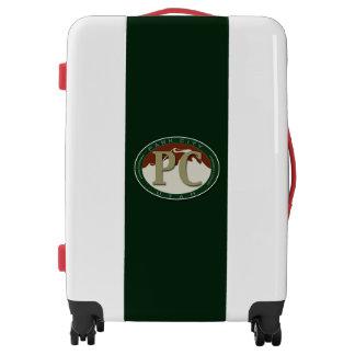 Stylish Park City, Utah Medallion Luggage! Luggage