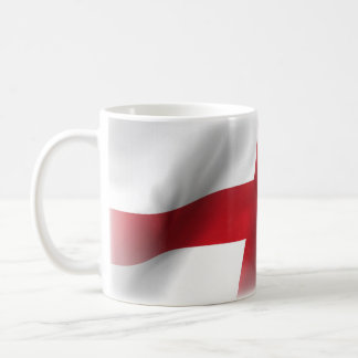 Stylish Patriotic St. George Flag Coffee Mug