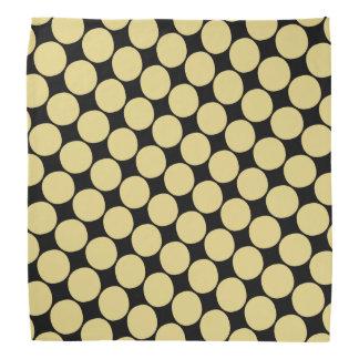 Stylish Pattern Polka Dot Bandana