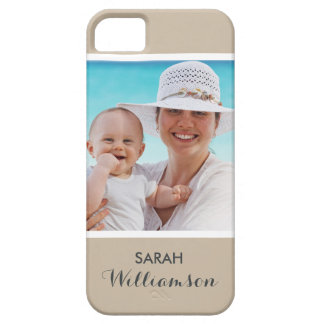 Stylish Personalized Photo - Easy Custom Your Own Case For The iPhone 5