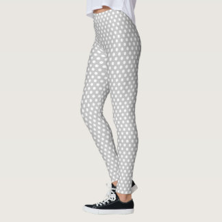 Stylish Polka Dot Leggings