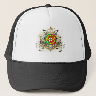 Stylish Portugal Trucker Hat