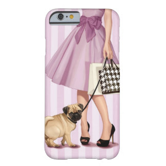 Stylish promenade barely there iPhone 6 case