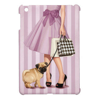 Stylish promenade iPad mini cover