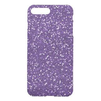 Stylish Purple Glitter iPhone 8 Plus/7 Plus Case