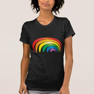 Stylish Rainbow Tee Shirts