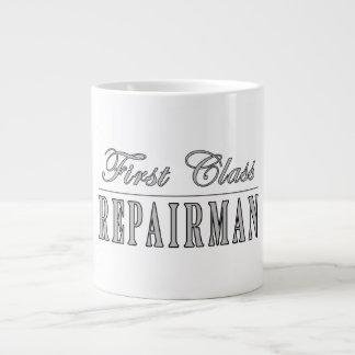 Stylish Repairmen : First Class Repairman Extra Large Mug