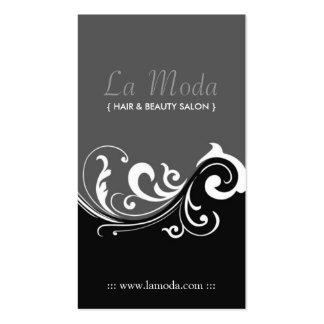 Stylish Salon Business Cards