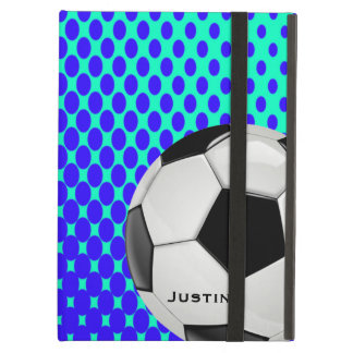 Stylish Soccer iPad Air Case