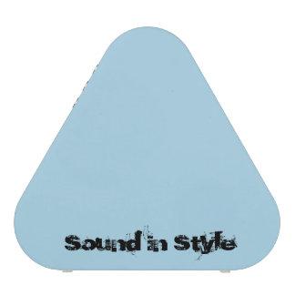 Stylish sound speaker