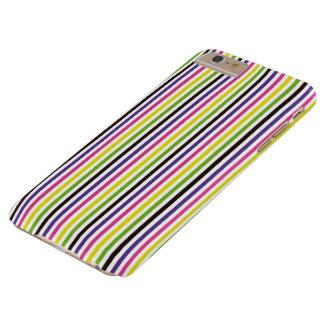 Stylish Stripes iPhone Case - Lively Theme