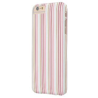 Stylish Stripes iPhone Case Rose