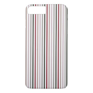 Stylish Stripes iPhone Case Rose 2