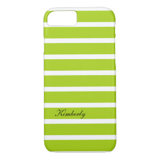Stylish Stripes Style iPhone 8/7 Case
