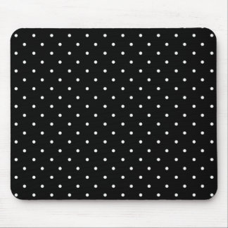 Stylish_Traditional-Decor--Classic-Polka-Dots Mouse Mat