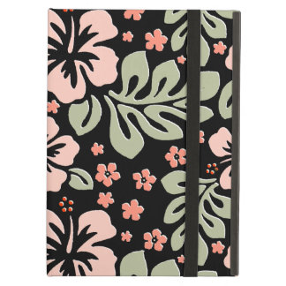 Stylish Tropical Floral iPad Air Case