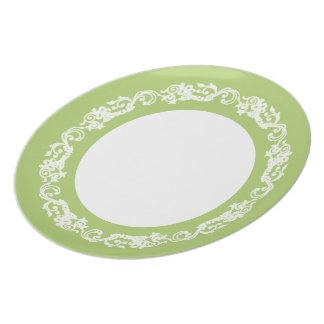 Stylish-Vintage(c) Lime & Lace--Everyday_Plates Party Plates