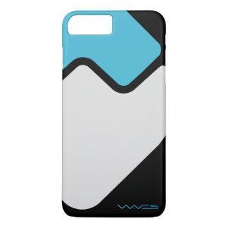 Stylish WAVES Crypto iPhone/Samsung Cover (logo)