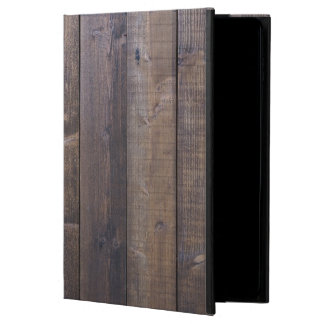 Stylish Wood Look - Nature Wood Grain Texture Powis iPad Air 2 Case