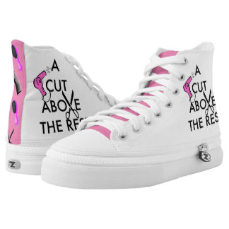 Stylist - A Cut Above the Rest Printed Shoes