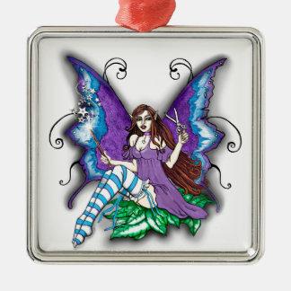 Stylist-Hair Dresser Fairy Christmas Ornament