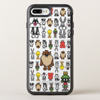 Stylize Tweey and Friends OtterBox Symmetry iPhone 8 Plus/7 Plus Case