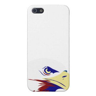 Stylized American Eagle iPhone 5 Cover