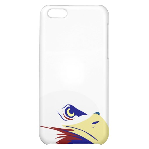 Stylized American Eagle iPhone 5C Cover