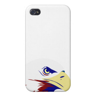 Stylized American Eagle iPhone 4/4S Cases