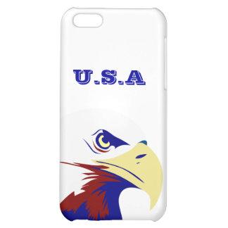 Stylized American Eagle U.S.A iPhone 5C Covers